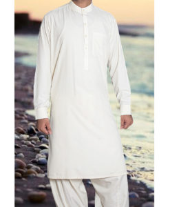 Shalwar Kameez Wash n Wear Cream