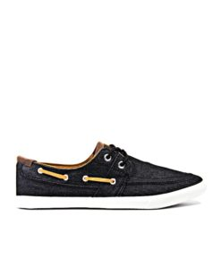 Arkbird-Grey-Black-Jeans-Slip-On