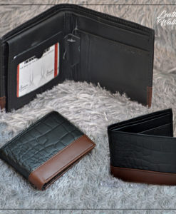 Leather Wallet Wt-587