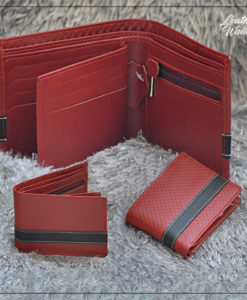 Leather Wallet Wt-588