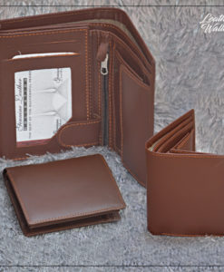 Leather Wallet Wt-597