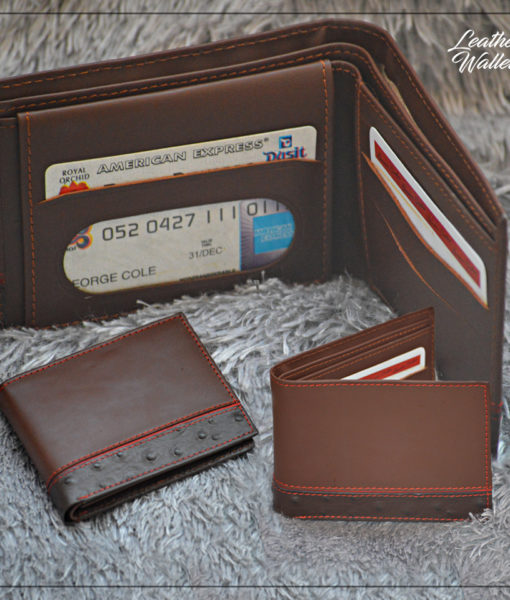 Leather Wallet Wt-600