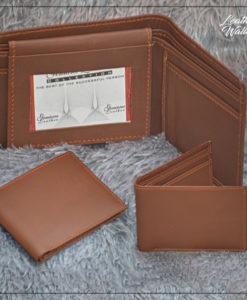 Leather Wallet Wt-601