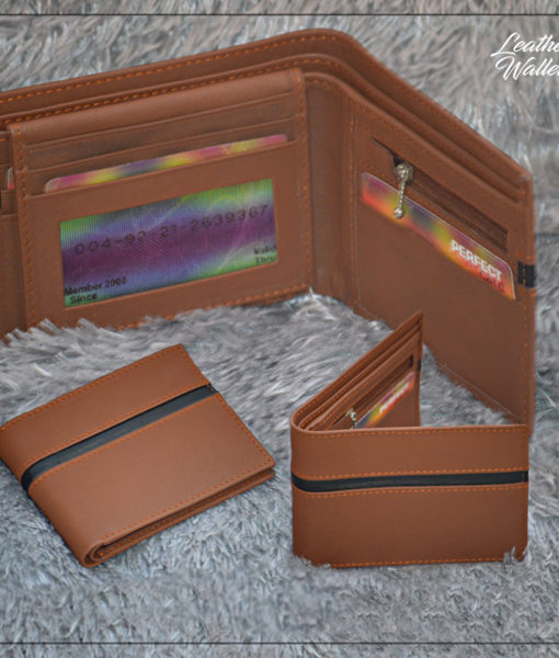 Leather Wallet Wt-602